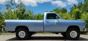 Chevy Truck bodywork and repaint