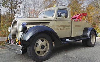 1938 Ford Wrecker
