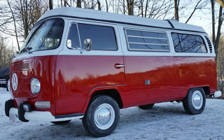 1973 VW Camper Restoration